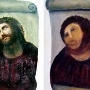 Ecce Homo de Borja. ¿Restauración o recreación?