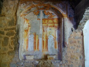 Restauración de Pintura mural