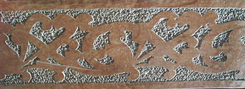 esgrafiado en estilo veneciano