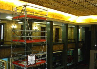 restauración edificios singulares