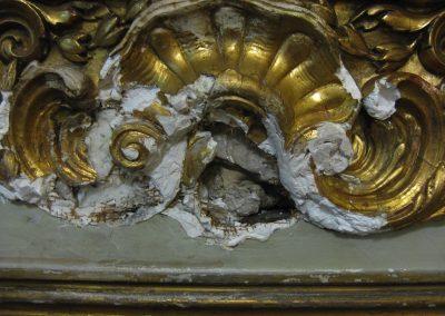 restauración de dorados