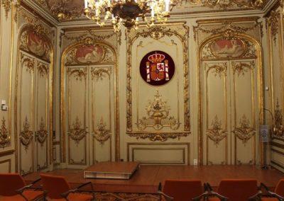 restauración palacio edificios singulares
