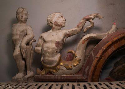 restauración retablo