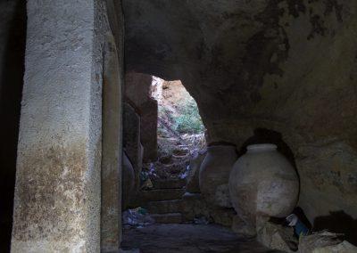 restauracion de cueva bodega