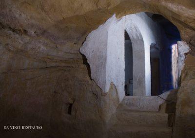 restauracion de cueva