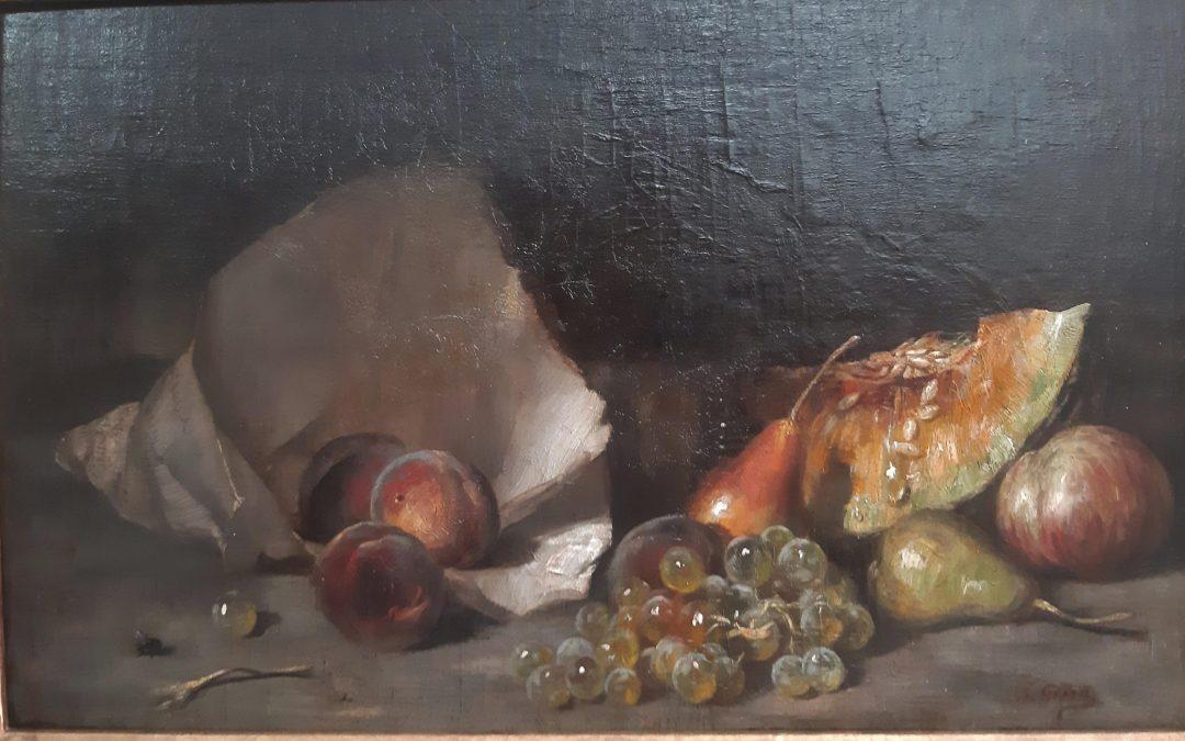 Restauración de óleos del Siglo XIX