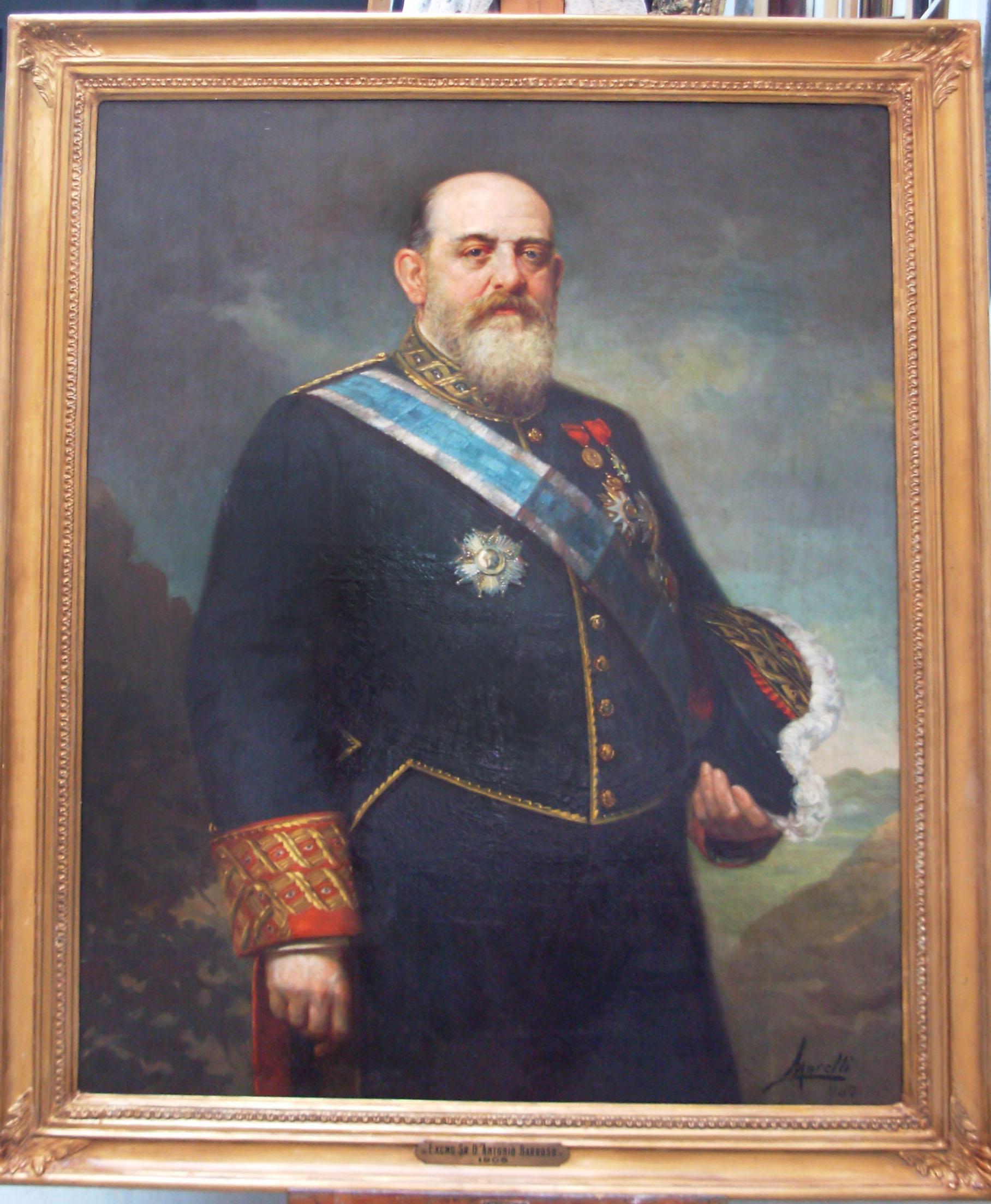 retrato ministro