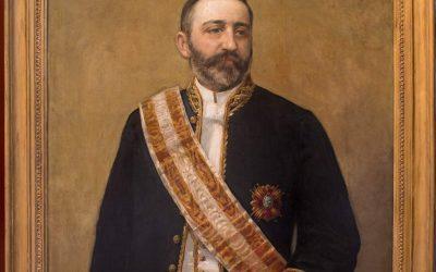 Restauración de cuadros en Ministerios Españoles